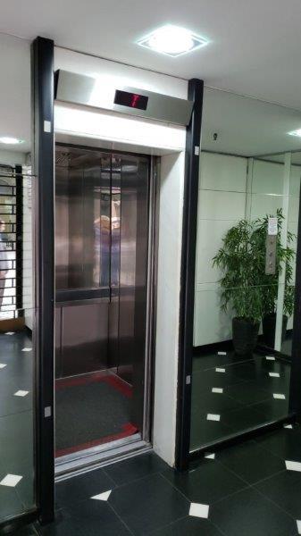 Preço de modernização de elevadores